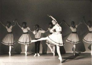 Claudia Laenen, voorstelling 1998